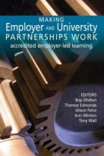 Making Employer and University Partnerships Work
