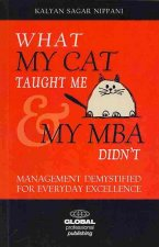 What My Cat Taught Me My MBA Didn't