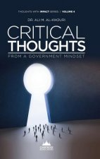Critical Thoughts from a Government Mindset
