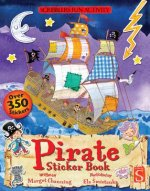 Scribblers Fun Activity Pirate Sticker Book