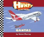 Hunty Flies with Qantas