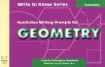 Write to Know: Nonfiction Writing Prompts for Geometry