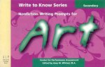 Write to Know: Nonfiction Writing Prompts for Secondary Art