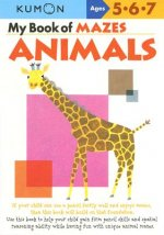 My Book of Mazes: Animals