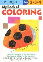 My Book Of Coloring - Us Edition