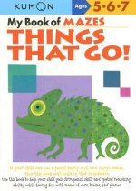 My Book of Mazes: Things That Go!