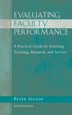 Evaluating Faculty Performance