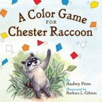 Color Game for Chester Raccoon
