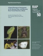 Rapid Biological Assessment of the Konashen Community Owned Conservation Area, Southern Guyana
