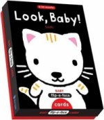Baby Flip-A-Face Cards: Look, Baby!