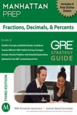 Fractions, Decimals, & Percents GRE Strategy Guide