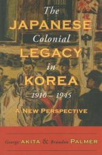 Japanese Colonial Legacy in Korea, 1910-1945