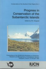 Progress in Conservation of the Subantarctic Islands