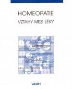 Homeopatie - Vztahy mezi léky