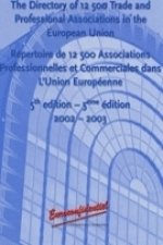 Directory of 12,500 Trade and Professional Associations in the European Union