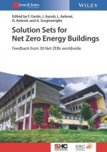 Solution Sets for Net Zero Energy Buildings