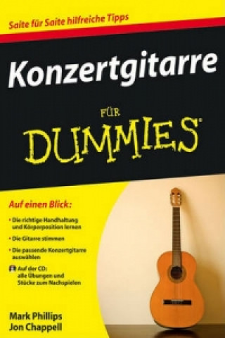 Konzertgitarre fur Dummies