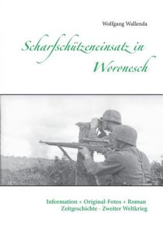 Scharfschutzeneinsatz in Woronesch