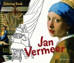 Colouring Book Vermeer