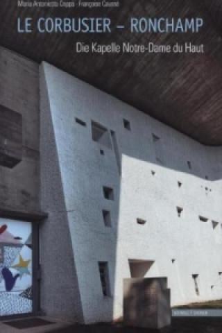 Le Corbusier - Ronchamp