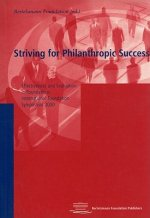 Striving for Philanthropic Success