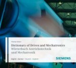 Dictionary of Drives and Mechatronics/Worterbuch Antriebstechnik Und Mechatronik