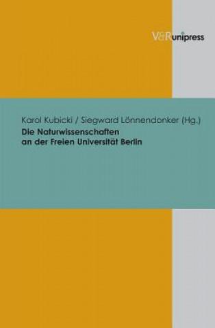 Naturwissenschaften an Der Freien Universitat Berlin
