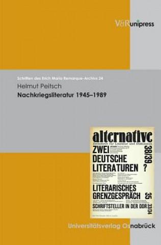 Nachkriegsliteratur 1945-1989