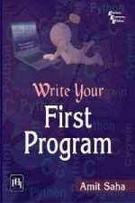 Write Your First Program