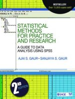 Statistical Methods for Practice and Research