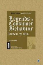 Legends in Consumer Behavior: Russell W. Belk