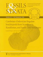 Camrian-ordovician Linguate Brachiopods from Scandinavia, Kazakhstan and South Ural Mountains
