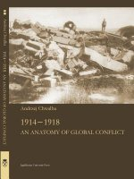 1914-1918 - An Anatomy of Global Conflict
