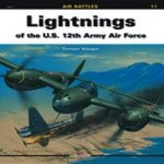 Lightnings of the U.S. 12th Army Air Force