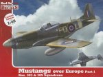 1/48 Mustangs Over Europe Part 1. Nos. 303&309 Squadrons