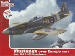 1/32 Mustangs Over Europe Part 1. Nos. 303&309 Squadrons