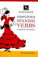 Santana's Simplified Spanish Verbs