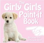 Girly Girls Point-it Book
