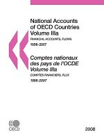 National Accounts of OECD Countries 2008, Volume IIIa, Financial Accounts