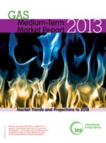 Medium-term gas market report 2013