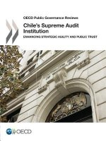 Chile's Supreme Audit Institution