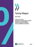 Taxing Wages 2014