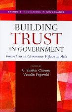 Building Trust in Government