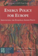 Energy Policy for Europe