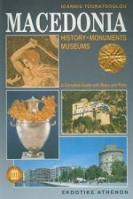 Macedonia - History - Monuments - Museums