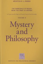 Mystery and Philosophy