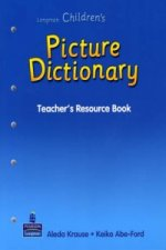 CHILDREN'S PICTURE DICTIONARY TEACHER'S RESOURCE 005316