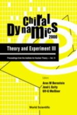 Chiral Dynamics: Theory And Experiment Iii