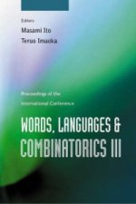 Words, Languages and Combinatorics III