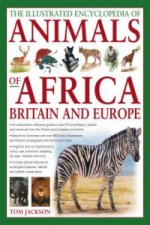 Illustrated Encyclopedia of Animals of Africa, Britain and E